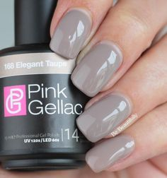 shared Lonneke Rempt's photo Uncoverd1 The Pink Gellac Nude Collection. Dit is nr. 168 Elegant Taupe