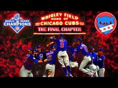 Chicago Cubs 2016 Season Mini-Movie: 108 Years in the Making (Ultimate Playoff Highlights 2016) ᴴᴰ - YouTube