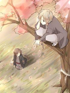 Natsume et Matoba