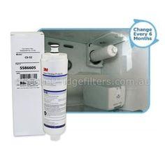 CS-52 Internal Fridge Filter - Suits Bosch. $71.95.