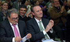 Alfonso Rus del partido popular, diputación de VALENCIA contratos de 30 Millones para un amigo