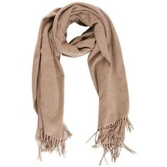Gray Wool Scarf ($89) ❤ liked on Polyvore featuring accessories, scarves, gray shawl, woolen scarves, wool shawl, wool scarves and grey shawl