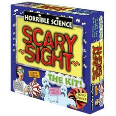 Galt Horrible Science Scary Sight The Kit £8.99