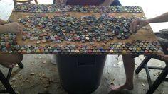 Beer cap table walk through