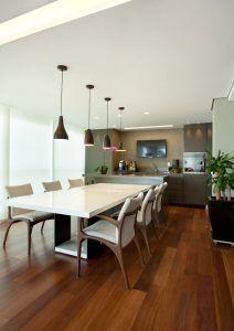Cozinhas Modernas Iluminação