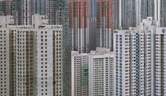 Hong Kong based photographer Michael Wolf has focused much of his work on documenting architecture and the culture of dense urban environments. Photo collections such as Tokyo Compression, Paris Ro...
