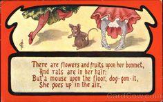 Rats Frederick L. Cavally Mice