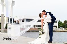 Local artists collaborate to design a sophisticated nautical wedding. #wedding #natuical #yacht #rental Event Rental Company: @eventsontheloose Venue: @bahiamarftlbeach Event Planner: @blueorchideventdesign Primary Photographer: @sweetmemoriesphoto Secondary Photographer: @andreaharbornephotography Florist: @wmflowers Cake Artist: @sucrettemiami Wardrobe: @laboudoirmiami Hair: @fiorellacastrohair Makeup: @kateblakeartistry Stationery & Calligraphy: @simplysianne