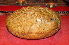 Huvilaelämää ja mökkiruokaa: Siemenpataleipä
