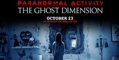 """""""Paranormal Activity: The Ghost Dimension"""" Honored At ScreamFest Horror Film Festival"""