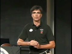"""""""Really Achieving Your Childhood Dreams,"""" last lecture of Randy Pausch on Sept. 18, 2007 at Carnegie Mellon."""