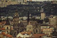 Elisabeth Cathedral by Jozef Kadela on Planet Earth, Travel Guides, Planets, Cathedral, Cabin, Country, House Styles, Building, Facebook
