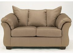 "Almath Loveseat ""Mocha"", but i would rather have it be sage color"