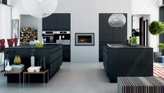 Kjøkkeninnredning fra Ikea, HTH og Kvik - viivilla.no