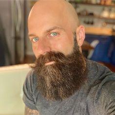 Big Blue Eyes, Bearded Men, Men Beard, Beard Man
