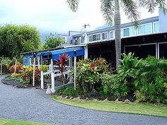 Best Hanalei Kauai Restaurant: The Hanalei Dolphin Seafood Restaurant in Kauai.