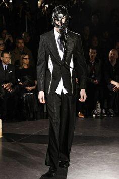 Comme des Garcons Homme Plus Menswear Fall Winter 2014 Paris - NOWFASHION