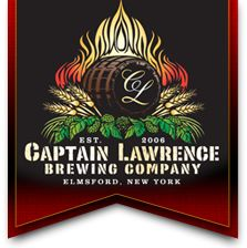 Breweriana, Beer Other Breweriana Beer Breweriana Sticker ~ Captain Lawrence Sour Ale ~ Elmsford New York Brewery Sturdy Construction