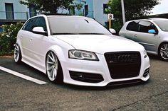 Audi S3 - Vossen CVT