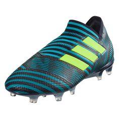 reputable site bbdc7 5a5aa All new Ocean Storm Pack   adidas Nemeziz 17+ 360Agility AG Adidas Cleats,  Soccer