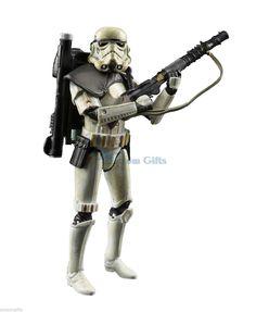 Star Wars Black Wave 5 Action Figure - Sandtrooper