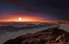 Alienígenas de 2,40 metros em planeta recém-descoberto