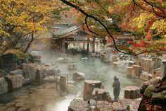 Takaragawa – an Ancient Hot Spring Onsen in Japan