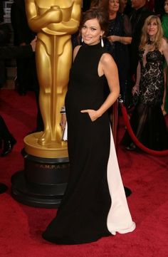 Olivia Wilde Celebrities arriving at the 86th Annual Academy Awards at the Hollywood & Highland Center in Hollywood, California on March 2, ...