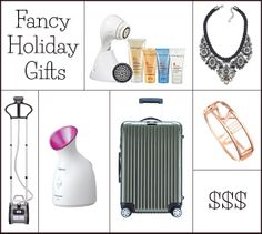 Fancy Holiday Gifts