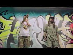 Official new video from Lil Wyne song called skate it off | MAISHA NA AFYA