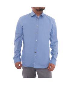 LOVE MOSCHINO Love Moschino Long Sleeve Collared Casual Button Down Men Regular Casual'. #lovemoschino #cloth #t-shirts