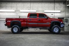 Lifted 2004 Chevrolet Silverado 2500HD LT 4x4 Chevy Truck For Sale | Northwest Motorsport