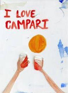 #Campari, by Alessia E Andrea.