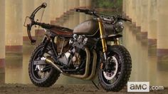 The Walking Dead, TV's favorite show about the coming zombie apocalypse, now includes a custom, zombie-hunting Honda motorcycle for Norman Reedus' Daryl.