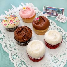 Fab.com | Sweets From A Cupcake Institution Magnolia bakery assortment Praise smilin' baby Jesus