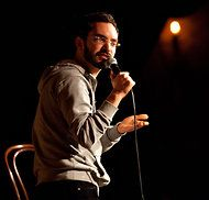 Myq Kaplan Gives Birth to a Stand-Up Joke - NYTimes.com