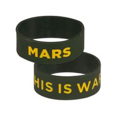 Thirty Seconds To Mars wristband | This Is War | $15