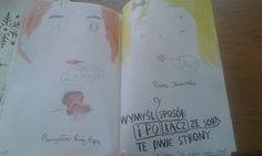Podesłała Ola Koziołek  #zniszcztendziennik #kerismith #wreckthisjournal #book #ksiazka #KreatywnaDestrukcja #DIY
