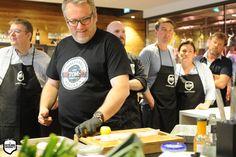 Grill Guru und Buchautor Tom Heinzle rockte zwei Tage lang die Steakschaft in Schlüchtern und begeisterte die Teilnehmer mit WIssen und Geschmack. Tag II: Roast n Roll !  #Steakstyle #Tom_Heinzle #Steakschaft #Schlüchtern #ilovemeat #BBQ #Grillen #DerLudwig