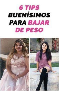 BAJAR DE PESO CONSEJOS ÚTILES! !!
