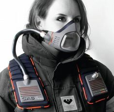 Filtration Masks Extreme Filtration Masks- yeah this is the way of the future for all of us who live in big enough cities.Extreme Filtration Masks- yeah this is the way of the future for all of us who live in big enough cities. Survival Tools, Camping Survival, Survival Prepping, Survival Quotes, Hannya Maske, Materiel Camping, 3d Mode, Tac Gear, Cool Gear