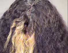 Cousin Itt has been causing trouble around town again I see.