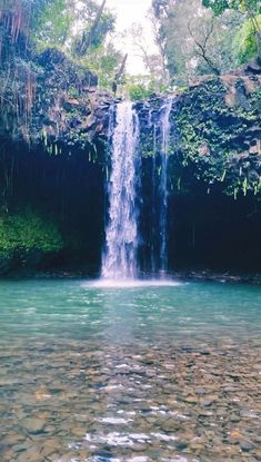 Maui Hawaii, Hawaii Vacation, Vacation Ideas, Beach Trip, Hawaii Life, Hawaii Hula, Vacation Spots, Beautiful Waterfalls, Beautiful Landscapes