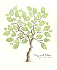 43 best ideas for family tree drawing ideas guest books Wedding Tree Guest Book, Guest Book Tree, Tree Wedding, Guest Books, Wedding Ideas, Family Tree Drawing, Mandala Sketch, Palm Tree Background, Thumbprint Tree