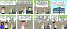 Dilbert comic strip for 03/24/2013 from the official Dilbert comic strips archive.