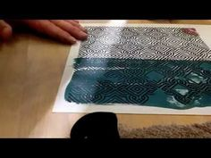 Lazer print resist transfer:step one - YouTube