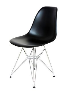 Eiffel Dining Chair - Black by Mid-Century Furniture Classics on @HauteLook