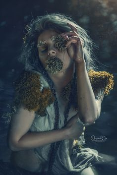 Photo: Original Cin Photography Model: Anna Psy ARTist Hair/make-up/props and costume by Anna Assistent: Kosta Portanger