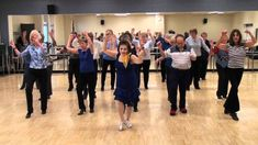 Barefootin Line Dance (Clarkson Senior LD Class)