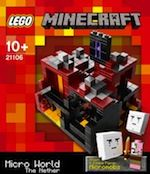 LEGO-Minecraft. Good tips for using video games to improve executive functions.